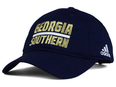 Georgia Southern Eagles adidas NCAA Travel Adjustable Slouch Cap