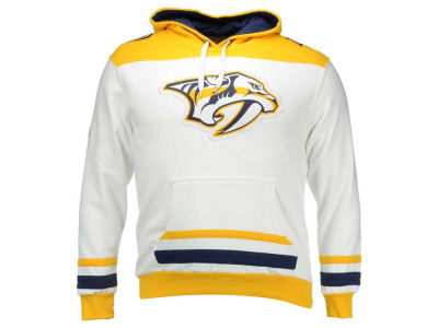 Nashville Predators Majestic NHL Men's Double Minor Fleece Hoodie