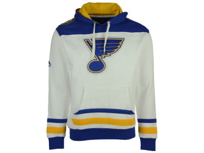 St. Louis Blues Majestic NHL Men's Double Minor Fleece Hoodie