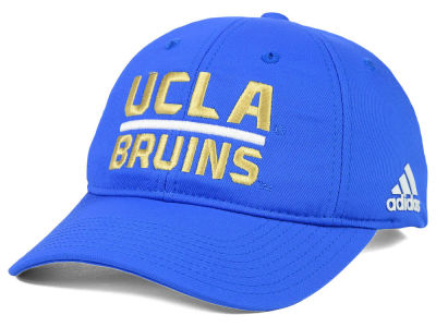 UCLA Bruins adidas NCAA Travel Adjustable Slouch Cap