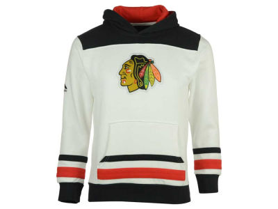 Chicago Blackhawks Majestic NHL Youth Double Minor Fleece Hoodie