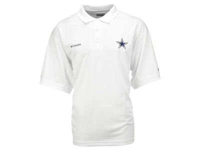 Dallas Cowboys Columbia NFL Men's Perfect Cast Polo