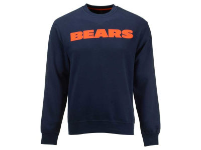 Chicago Bears Majestic NFL Men's Winning Field Goal Crew Neck Sweatshirt