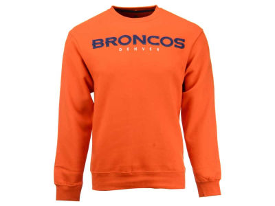 Denver Broncos Majestic NFL Men's Winning Field Goal Crew Neck Sweatshirt