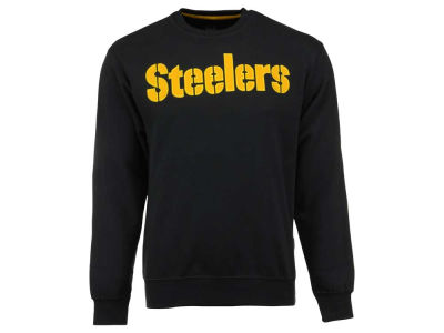 Pittsburgh Steelers Majestic NFL Men's Winning Field Goal Crew Neck Sweatshirt