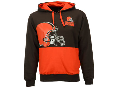 Cleveland Browns Majestic NFL Men's Coin Toss Hoodie