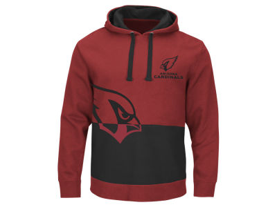 Arizona Cardinals Majestic NFL Men's Coin Toss Hoodie