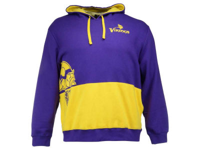 Minnesota Vikings Majestic NFL Men's Coin Toss Hoodie