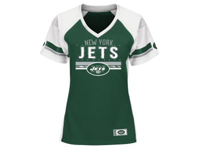 New York Jets Majestic NFL Women's Draft Me T-Shirt