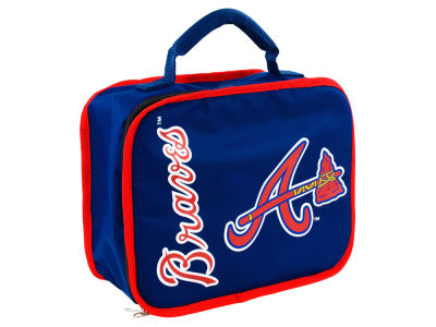 Atlanta Braves Sacked Lunch Bag