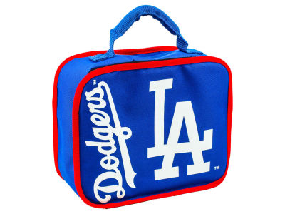 Los Angeles Dodgers Sacked Lunch Bag