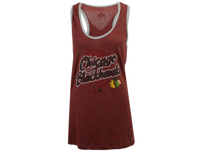 Chicago Blackhawks Majestic NHL Women's Positive Tank
