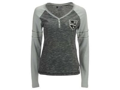 Los Angeles Kings Majestic NHL Women's Pure Fury Long Sleeve T-Shirt