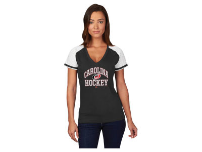 Carolina Hurricanes Majestic NHL Women's Backup Plan T-Shirt