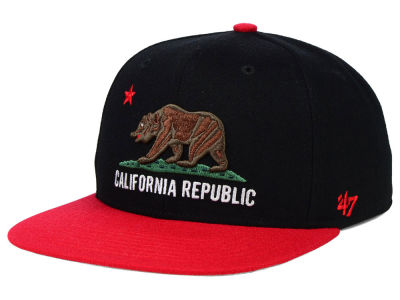 '47 Cal Core Two Tone Snapback Hat
