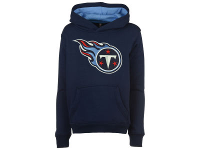 Tennessee Titans Outerstuff NFL Youth Chrome Performance Hoodie