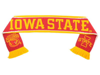 Iowa State Cyclones Solid Scarf