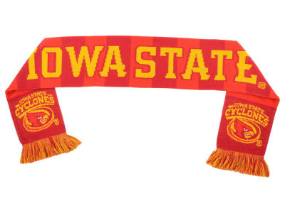 Iowa State Cyclones Wave Scarf