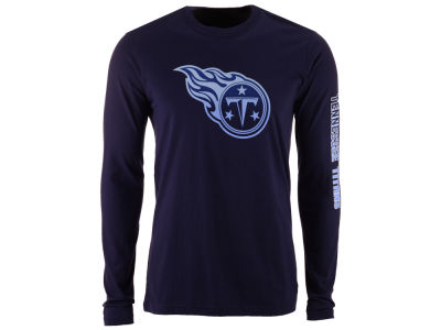 Tennessee Titans Outerstuff NFL Youth Long Sleeve Hourglass T-Shirt