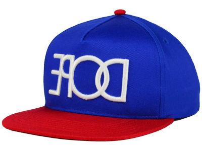brand new dc362 0e22d Dope Reverse Logo Snapback Hat