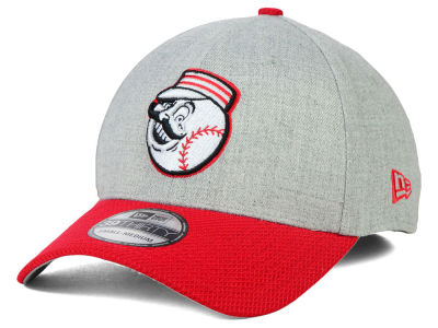 Cincinnati Reds New Era MLB 2015 Clubhouse 39THIRTY Cap