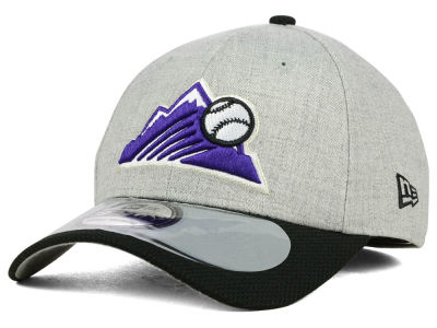 Colorado Rockies New Era MLB 2015 Clubhouse 39THIRTY Cap