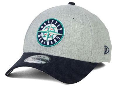Seattle Mariners New Era MLB 2015 Clubhouse 39THIRTY Cap
