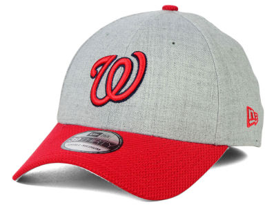 Washington Nationals New Era MLB 2015 Clubhouse 39THIRTY Cap