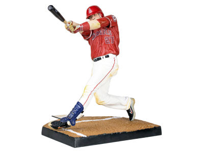 Los Angeles Angels Mike Trout McFarlane MLB Series 33