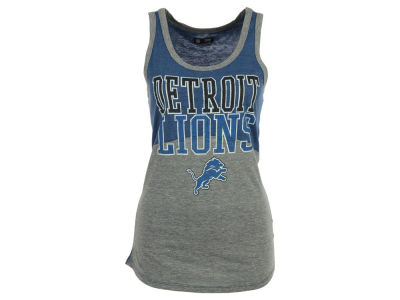 Detroit Lions NFL Women's Color Block Tank