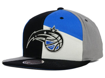 Orlando Magic Mitchell and Ness NBA Cut & Sew Snapback Cap