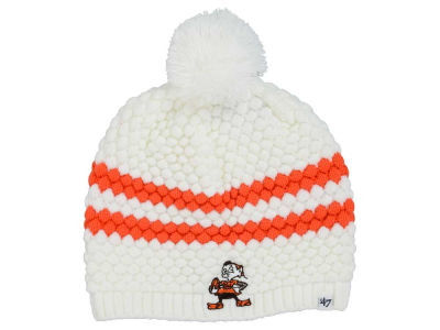 Cleveland Browns '47 NFL Women's Kendall Knit