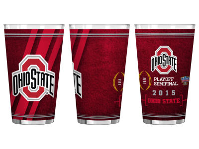 Ohio State Buckeyes Event Sublimated Pint Glass
