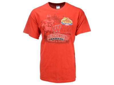 Wisconsin Badgers NCAA Men's Bowl Bound T-Shirt