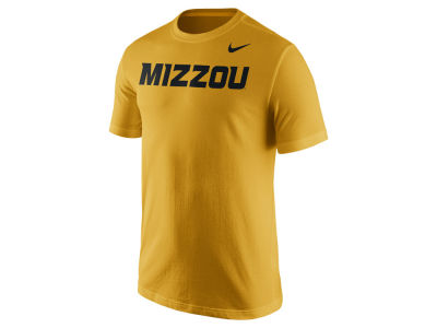 Missouri Tigers Nike NCAA Men's Cotton Wordmark T-Shirt