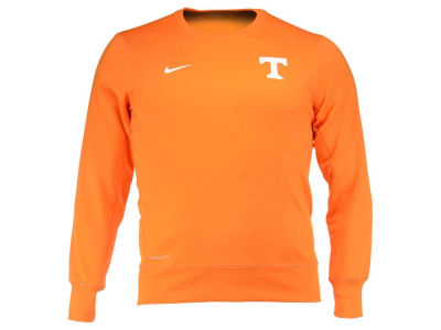 Tennessee Volunteers Nike NCAA Men's Sideline KO Fleece Crew Neck Sweatshirt