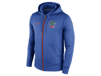 Florida Gators Nike NCAA Men's Sideline KO Full Zip Hoodie