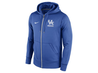 Kentucky Wildcats Nike NCAA Men's Sideline KO Full Zip Hoodie