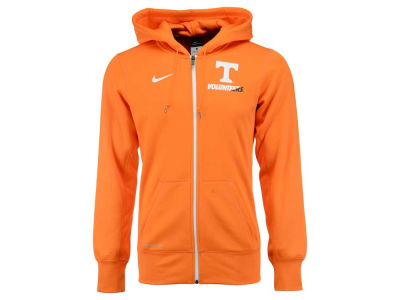 Tennessee Volunteers Nike NCAA Men's Sideline KO Full Zip Hoodie