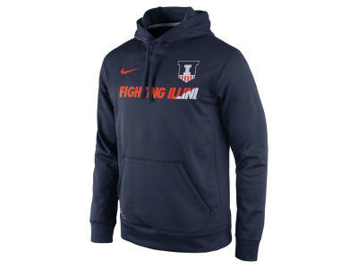 Illinois Fighting Illini Nike NCAA Men's Sideline KO Hoodie