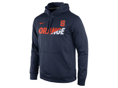 Syracuse Orange Nike NCAA Men's Sideline KO Hoodie