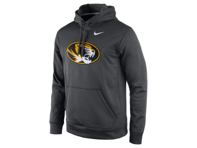 Missouri Tigers Nike NCAA Men's Performance Practice Hoodie