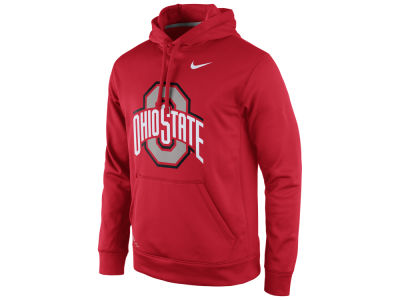 Ohio State Buckeyes Nike NCAA Men's Performance Practice Hoodie
