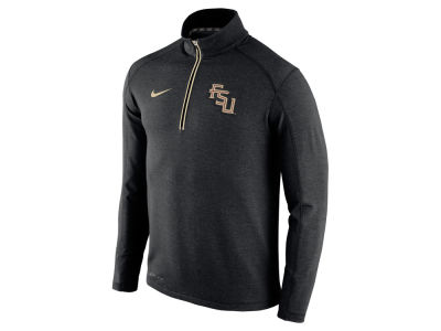 Florida State Seminoles Nike NCAA Men's Game Day Half Zip Knit Pullover