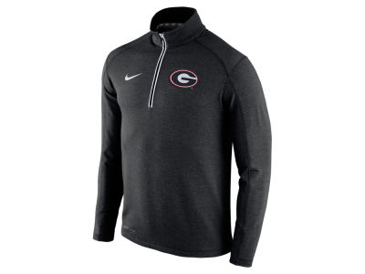 Georgia Bulldogs Nike NCAA Men's Game Day Half Zip Knit Pullover