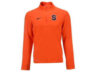 Syracuse Orange Nike NCAA Men's Game Day Half Zip Knit Pullover