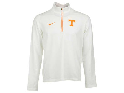 Tennessee Volunteers Nike NCAA Men's Game Day Half Zip Knit Pullover