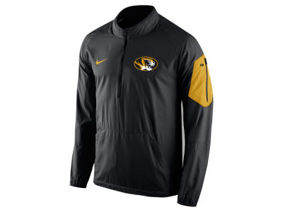 Missouri Tigers Nike NCAA Men's Lockdown Half Zip Jacket
