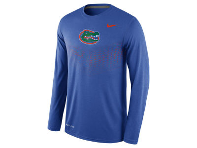 Florida Gators Nike NCAA Men's Legend Long Sleeve Sideline T-Shirt