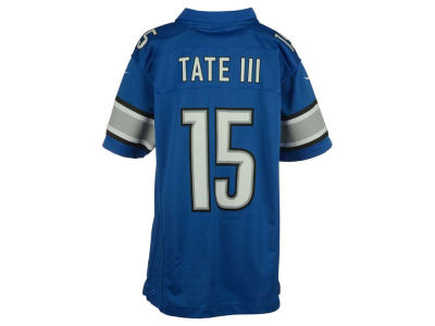 Detroit Lions Golden Tate Nike NFL Youth Game Jersey